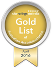 Star Ratings Australia - Gold List April 2016