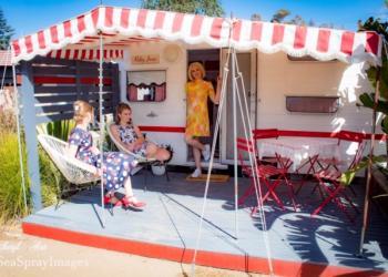 Vintage caravan, Rockabilly